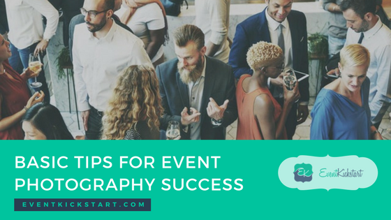 tips for event photography