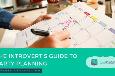 party planning for introverts